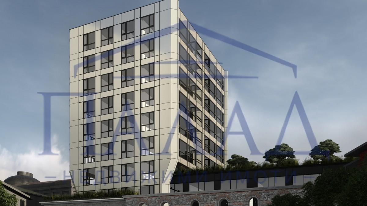 Уникален четиристаен апартамент в сърцето на града