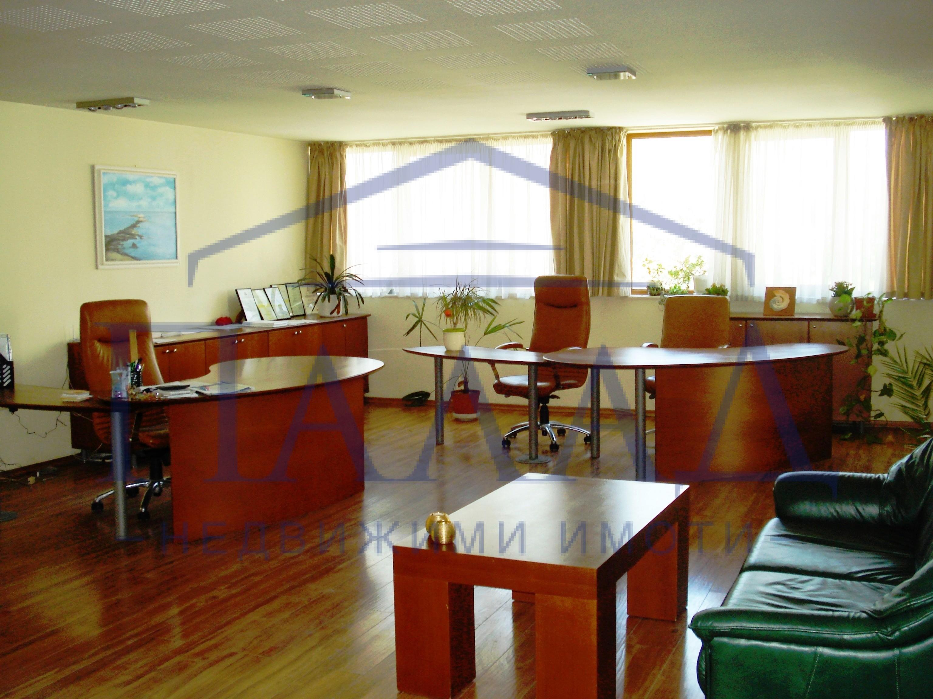 ЛУКСОЗЕН офис под наем с четири работни места!